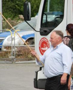 Alfred Horst, NPD Flaggschifftour 2012